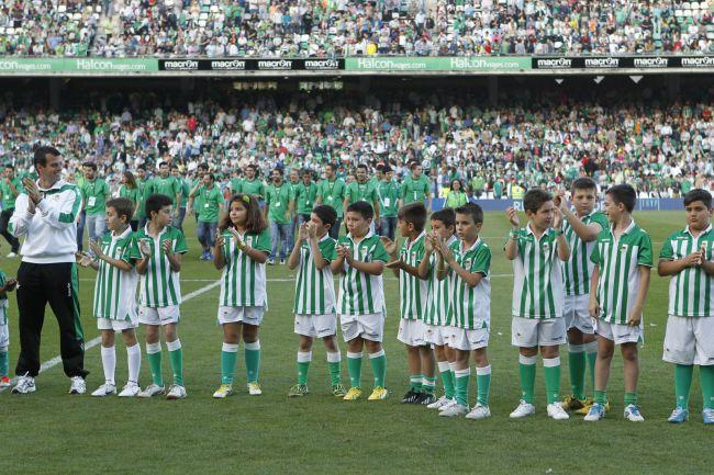 Escuela de Fútbol Fundación Real Betis Balompié - Escuelas de Fútbol