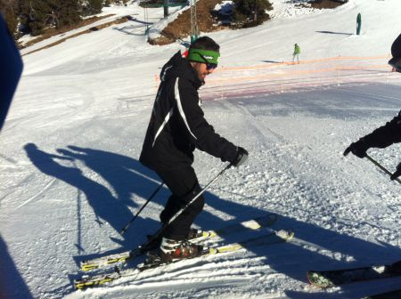 Iniciación al esquí en Masella. Cursillo de 3 horas grupos reducidos - Cursos de Esquí