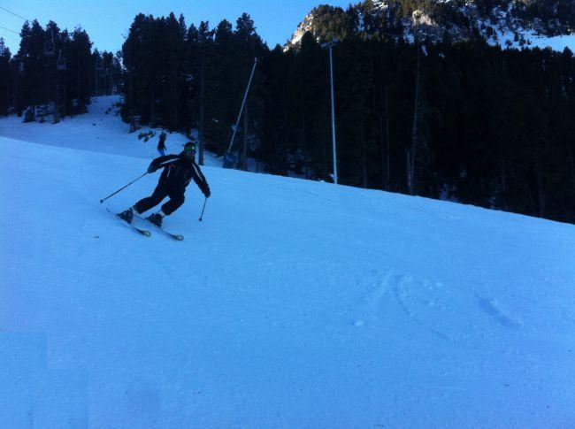 Curso de esqui perfeccionamiento o freestyle en Masella 3 horas grupos reducidos - Cursos de Esquí