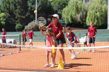 Campus de Tenis y otros deportes Laiestiu Agosto y Septiembre - Clases de Tenis