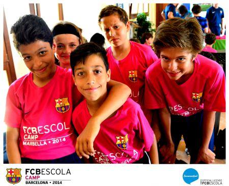 FCB Escola Camp - Marbella -