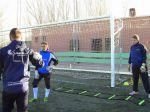 Campus de Fútbol Interno en Perales del Río (Getafe-Madrid). Con Piscina.