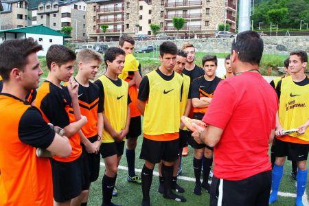 Nike Camp Pro (Andorra) - Campus de Fútbol