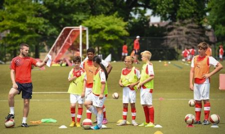 Arsenal Soccer Schools Campus Residencial (New Jersey & Connecticut) - Campus de Fútbol