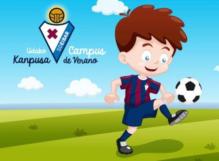 Campus de Verano 2016 SD Eibar - Campus de Fútbol