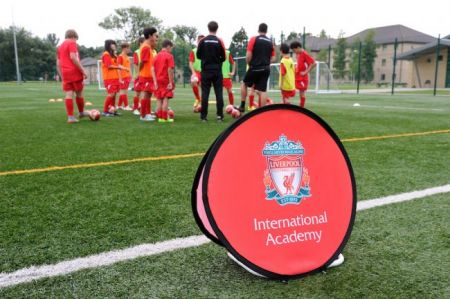 Liverpool FC International Academy United Kingdom - Campus de Fútbol