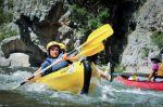 Campamento de aventura en Francia