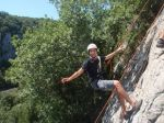 Campamento de francés y actividades de aventura (Francia)