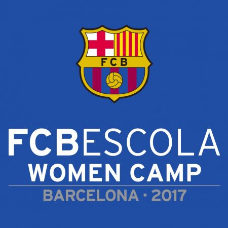 FC Barcelona Girls Camp -