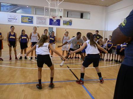 American Basketball Camp -