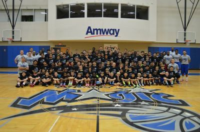 X CAMPUS NBA CON ORLANDO MAGIC -