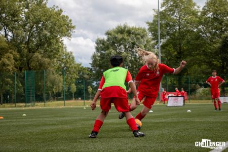 Liverpool FC Girls Football Focus - Campus de Fútbol