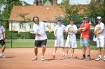 Nike Tennis Camps en Bisham Abbey