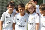 Campus de Fútbol Fundación Real Madrid Externo (Jornada completa)
