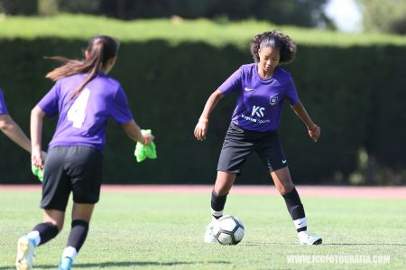 Girls Showcase Residential Football Camp - Campus de Fútbol