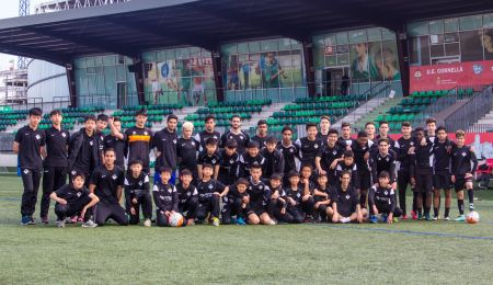 WOSPAC-SOCCER STAGES Programa Internado en Barcelona - Escuelas de Fútbol