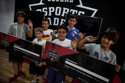Campus de verano Fortnite The Global Esports Academy -