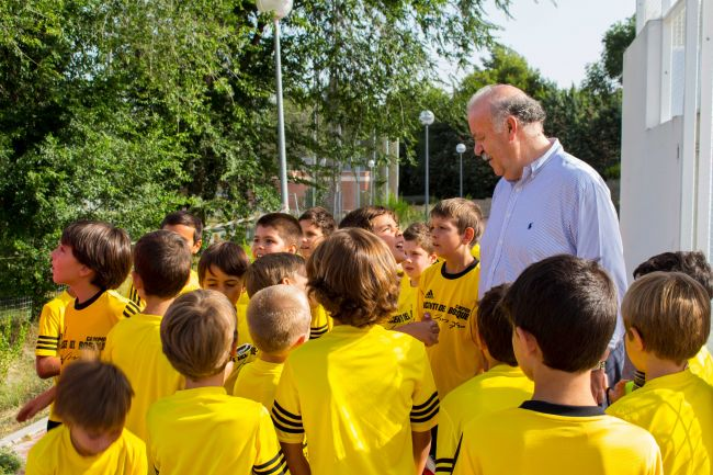Campus Madrid Vicente del Bosque - Campus de Fútbol