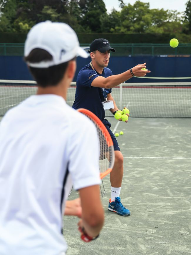 Nike Tennis Camps Canford School - Clases de Tenis