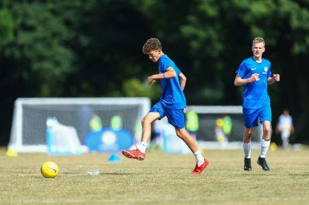 Nike Football Camps con la Fundación Chelsea FC (12 -17 años) - Campus de Fútbol