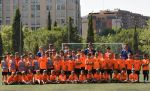 CAMPAMENTO  DE FÚTBOL EN INGLES  / A.D.F FUNDACIÓN- ENTRENADORES  NATIVOS - Escuelas de Fútbol
