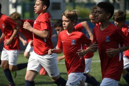 Campus High Performance - Paris Saint-Germain Academy USA - Campus de Fútbol