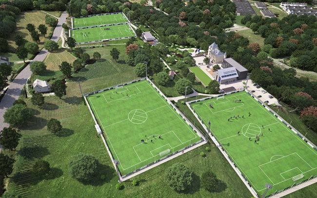 Academia de Futbol Residencial - International Center of European Football - Escuelas de Fútbol
