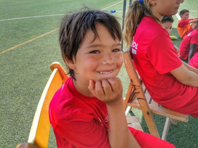 Campus FUTCAMP a Sant Antoni de Calonge. Organitza Master Futbol - Campus de Fútbol