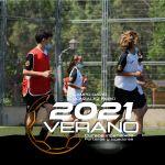 Campus de fútbol de VERANO - Alto rendimiento