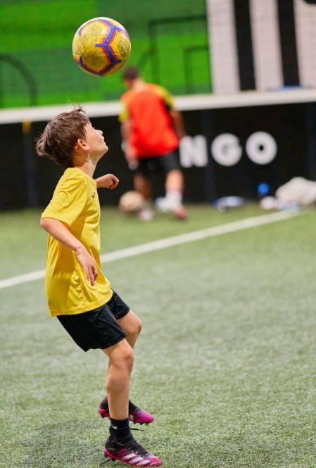 escuela de Futbol - Cursos de Fútbol